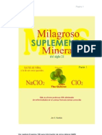 Mms Milagroso Suplemento Mineral Jim Humble Part1