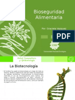 Bioseguridad Alimentaria