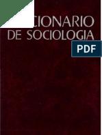 PAULINAS, Ediciones Dicccionario de Sociologia I