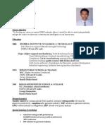 MD.SHARIF CV
