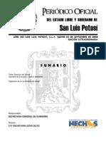 de la Ley Ambiental contaminación atmosferica(04-SEP-08)