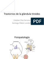 Trastornos de La Glandula Tiroides