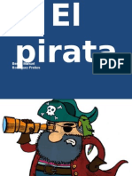 Benito Manuel Rodriguez Freites, El Pirata