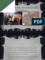 Guerra de sucesión de Austriaca