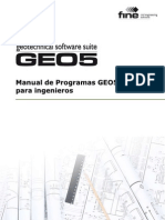 Geo5 Manual Para Ingenieros