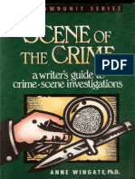 Scene of the Crime - Anne Wingate
