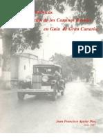 Aguiar Diaz, Juan Francisco - Referencias Historicas Sobre La Gestion de Los Caminos Reales en Guia de Gran Canaria