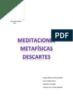 Meditaciones Metafisica