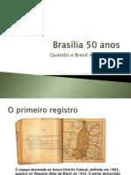 Brasília 50 anos