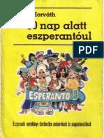 30 nap alatt eszperantóul