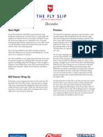 WCC Newsletter - December 2012