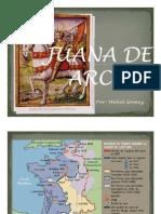 Unidad 7 Juana de Arco - Yuly Mabel Gómez