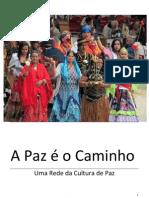 Cultura de Paz - Caderno