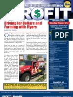 The Profit Newsletter for Atlanta REIA - August 2013