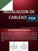 Tema 06 - Instalación de cableado