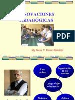 Innovaciones Pedag+¦gicas