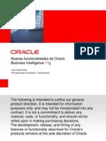 Presentacion Oracle BI 11g