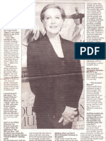 "Newsday ""Fast Chat"" - Julie Andrews"