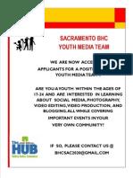 BHC Youth Media Team