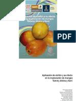 RP Efecto en la maduración de mangos