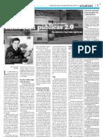 Entidades públicas 2.0 en Cusco