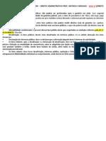 12 - Direito Administrativo - Curso Cers- 2a Fase Oab Prof.matheus Carvalho
