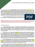 14 - Direito Administrativo - Curso Cers- 2a Fase Oab Prof.matheus Carvalho- Aula 14 (Direito Administrativo)