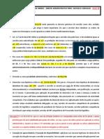 18 - Direito Administrativo - Curso Cers- 2a Fase Oab Prof.matheus Carvalho- Aula 18 (Direito Administrativo)