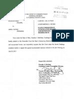 Sentencing Memorandum FILED