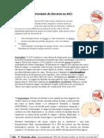 AVC - Básico texto para o entendimento da doença