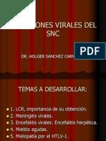 5° clase INFECCIONES VIRALES DEL SNC