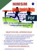 2010 II-Administracion de La Produccion y Calidad - Clase 02