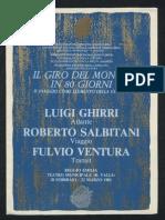 01_Il Giro Del Mondo in 80 Giorni_Il Viaggio Come Elemento Della Cultura_Luigi Ghirri