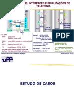Estudo de casos Telefonia  2ºsem 2011