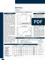 Weekly Economic Financial Commentary May 222009