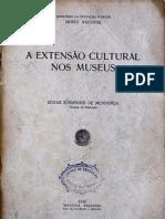 A Ex Ten Sao Cultural Dos Muse Us Mendonca