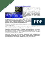 Laporan Keuangan Bergerak Positif