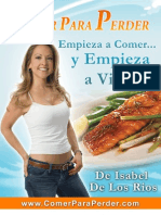 Comer Para Perder Manual Del Program A