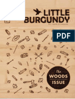 Little Burguny The Wood Issue