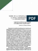 TEORÍA DE LA EXTRAPOLACIÓN LA NOVELA CONTEMPORÁNEA Y LA REFLEXIÓN TEÓRICA.pdf