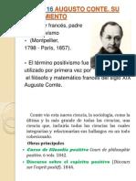 sociologia plitica AUGUSTO COMTE.ppt