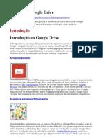 Manual Do Google Drive