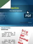1 Aula 04 - Adjectives, Comparatives, Superlatives