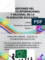 Expo Planeacion Educativa