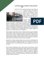 FUNDACIÓN DE SANTIAGO DE GUAYAQUIL