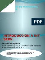 Protocolos de Transporte Multimedia