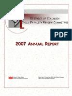 DC_2007_CFRCAnnualReport