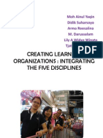 1. Presentasi Creating Learning Organisation 2.0