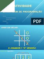 PDF Jogo Da Velha Java