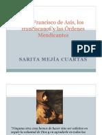 Unidad 6 San Francisco de Asís - Sarita Mejía